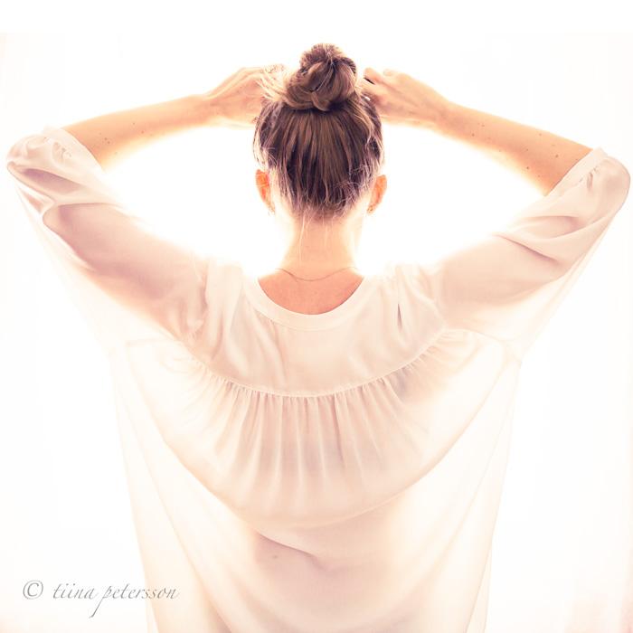 selfportrait Tiina Petersson 4/365
